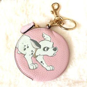 Disney x Coach Coin pouch bag charm